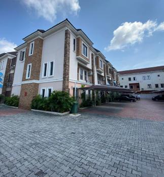 Fully Serviced 4 Bedroom Terrace Duplex, Ikate Elegushi, Lekki, Lagos, Terraced Duplex for Rent