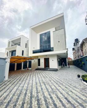 New Luxury 5 Bedroom Fully Detached Duplex with a Swimming Pool and Bq, Lekki Phase 1, Lekki, Lagos, Detached Duplex for Sale