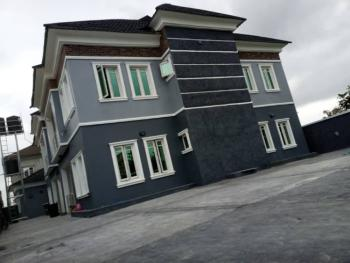 an Inviting 4 Units of 2 Bedroom with a Bq and Self Contain, Sangotedo, Ajah, Lagos, House for Sale