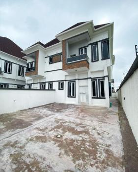 Spacious 4 Bedroom Semi Detached Duplex, 2nd Toll Gate, Lekki Phase 2, Lekki, Lagos, Semi-detached Duplex for Sale