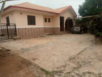 4 Bedroom Bungalow, Yahwahab Estate, Phase 3, Wuse, Abuja, Detached Bungalow for Sale