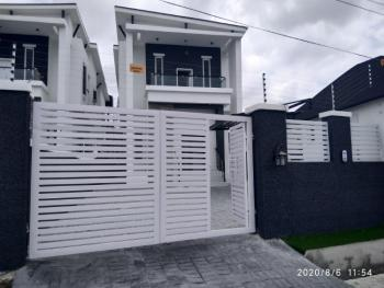 Luxury 4 Bedroom Fully Detached with Bq, Thomas Estate, Ajah, Lagos, Detached Duplex for Sale