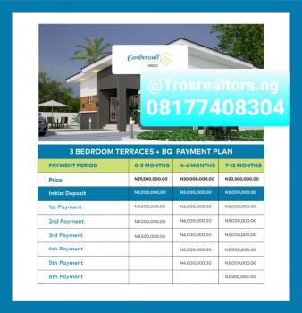 3 Bedroom Terraces, Abijo, Lekki, Lagos, Terraced Duplex for Sale