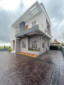 Luxurious 5 Bedroom Fully Detached Duplex with Bq, Estate Osapa, Osapa, Lekki, Lagos, Detached Duplex for Sale