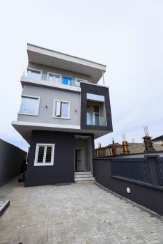 Newly Built 4 Bedroom House, Ikate, Lekki, Lagos, Detached Duplex for Sale