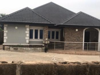 Newly Built 3 Bedrooms Bungalow with Excellent Facilities, Wire and Cable., Apata, Ibadan, Oyo, Detached Bungalow for Sale
