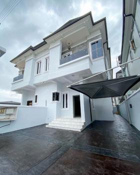 Spacious 4 Bedroom Semi Detached Duplex with Bq in Chevron Lekki, Chevron, Lekki Phase 2, Lekki, Lagos, Semi-detached Bungalow for Sale