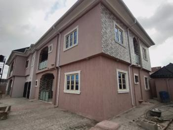 Brand New and Tastefully Built 4 Units of 3 Bedroom Flat., Iwaya, Yaba, Lagos, Block of Flats for Sale