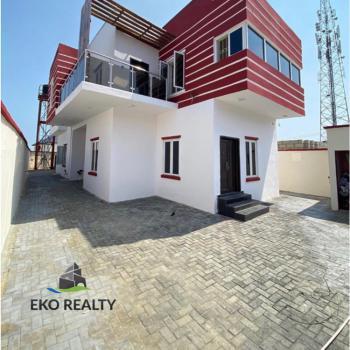 Beautiful 4 Bedroom Detached Duplex N57m, Lekki, Lagos, Detached Duplex for Sale