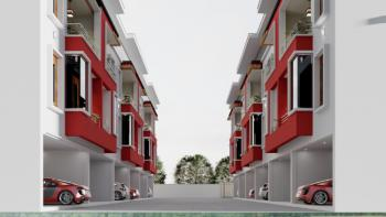 Luxurious 5 Bedroom Terrace Triplex, Opposite Horizon 2 Estate, Meadow Hallway, Ikate, Lekki, Lagos, Terraced Duplex for Sale