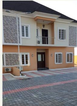 Solid 4 Bedroom Semi Detached Duplex., Glamour Gardens Estate, Abijo, Lekki, Lagos, Semi-detached Duplex for Sale