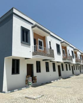 Exotically Finished Luxury 3 Bedroom Terrace in a Well Developed Area, Bella Homes Phase 1, Off Orchid Road, By Second Toll Gate, Chevron, Lafiaji, Lekki, Lagos, Terraced Duplex for Sale
