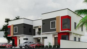 Luxury 4 Bedroom Semi Detached Duplex for Smart Investors Only, 2mins Off Lekki-epe Expressway, Meadow Hall Way, By Meadow Hall School, Ikate Elegushi, Lekki, Lagos, Detached Duplex for Sale