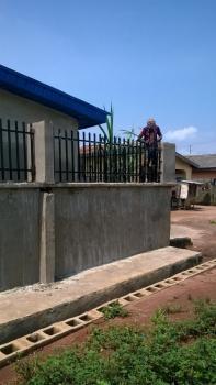 Recently Built 5 Uint Mini Flat on Corner Piece Plot, Ijede, Ikorodu, Lagos, Block of Flats for Sale