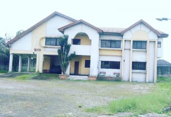 Residential Or Office 8 Bedroom Detached Duplex House with Bq, Rumuokwurusi, Port Harcourt, Rivers, Detached Duplex for Rent