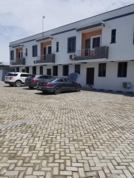 Luxury 3 Bedroom Terrace Duplex with Bq, Chevron Toll Gate, Lekki Expressway, Lekki, Lagos, Terraced Duplex for Sale