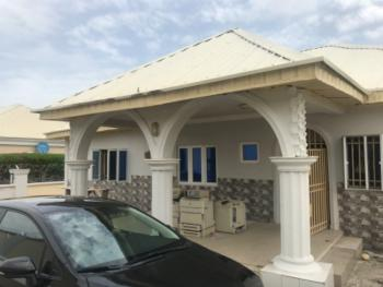 3 Bedroom Bungalow with 2 Rooms Bq, Saraha Estate, Lokogoma District, Abuja, Detached Bungalow for Sale