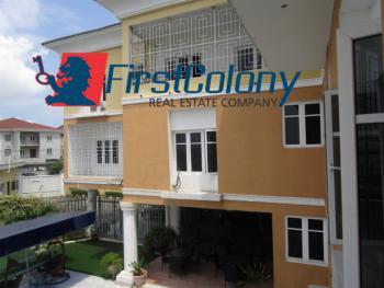 Luxury 3 Bedroom Apartment with Great Facilities, Within Banana Island Estate, Banana Island, Ikoyi, Lagos, Flat for Rent