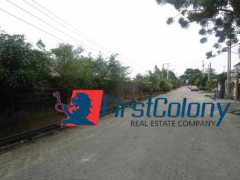 2300sqm Fenced Residential Land Within a Serene Neighbourhood, Off Olajide Olabanji Street, Lekki Phase 1, Lekki, Lagos, Residential Land for Sale