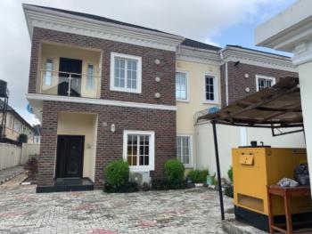 Fully Furnished 4 Bedroom Duplex, Osapa, Lekki, Lagos, Semi-detached Duplex for Rent