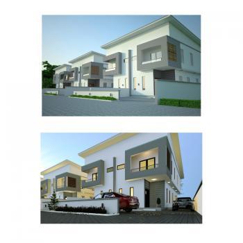 3 Bedroom Semi Detached Duplex with Bq, Vintage Court 2.0, Bogije, Ibeju Lekki, Lagos, Semi-detached Duplex for Sale