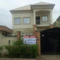 5 Bedroom Detached Duplex (all En-suite) With Fitted Kitchen, Family Lounge, Ante Rooms And 2 Room Boys Quarters, Gra, Magodo, Lagos, 5 Bedroom, 6 Toilets, 5 Baths House For Sale