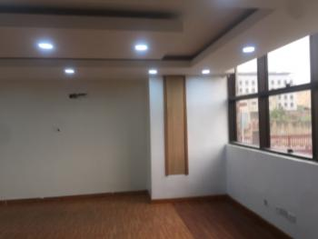 Strategic 296 Sq M Open Plan Ground & 1st Floor Office Space., Cbd, Alausa, Ikeja, Lagos, Office Space for Rent
