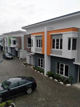 Four Bedroom Terrace Duplex., Abraham Adesanya, Ogombo, Ajah, Lagos, Terraced Duplex for Rent