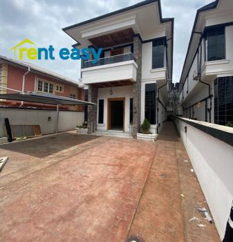 Luxury 5 Bedroom Fully Detached Duplex with Bq., Chevron, Lekki Expressway, Lekki, Lagos, Detached Duplex for Rent