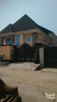 6 Bedrooms Duplex with 3 Nos of 3 Bedroom Flat, Parkview Estate, Ago Palace, Isolo, Lagos, Detached Duplex for Sale