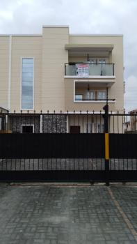 Luxury 3 Bedroom Flat with Fitted Kitchen, Lekki Phase 1, Lekki, Lagos, Block of Flats for Sale