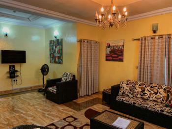 Tasteful 4 Bedrooms Duplex, The Hive, Adeniyi Jones, Ikeja, Lagos, Semi-detached Duplex Short Let