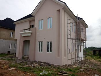 4 Bedroom Duplex with Space for 2 Nos of 1 Room Guest Chalet, Mortgage Facility Available, Karsana, Abuja, Detached Duplex for Sale