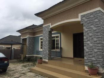 Beautifully Finished 3 Bedrooms Fully Detached Bungalow & 2 Bedrooms Bq, Close to Galadimma Gate, Gwarinpa, Abuja, House for Sale
