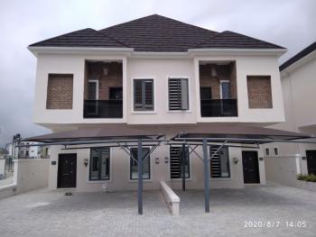 4 Bedroom Semi-detached Duplex with Swimming Pool, Ikota, Lekki, Lagos, Semi-detached Duplex for Rent