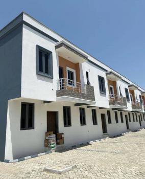 Luxurious Three Bedroom Terraced Duplex+bq, Off Orchid Road Area, Close to Chevron Toll Gate Axis, Lafiaji, Lekki, Lagos, Terraced Duplex for Sale