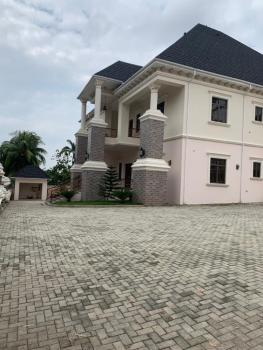 Brand New & Beautiful 8 Bedroom Fully Detached Duplex, Asokoro By Catholic Church, Asokoro District, Abuja, House for Sale
