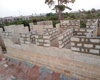 3 Bedroom Bungalow to Lintel Level., Pipeline, Idogbo, Ikpoba Okha, Edo, Block of Flats for Sale