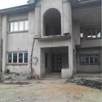 Sweet Deal 80% Completed  4 Bedroom Duplex, Rumuibekwe Estate, Rumuibekwe, Port Harcourt, Rivers, Detached Duplex for Sale