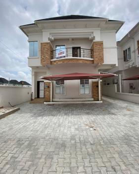 Brand New 4 Bedrooms Fully Detached Duplex, Orchid Hotel Road, Lafiaji, Lekki, Lagos, Detached Duplex for Rent
