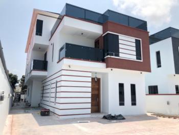 Exquisite Well Built 5 Bedroom Duplex with Pool, Lekki Phase 1, Lekki, Lagos, Detached Duplex for Sale