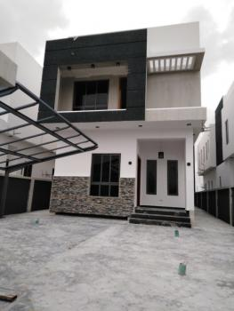 Newly Built 4 Bedroom Fully Detached Duplex with Bq, Behind House on The Rock, Ikate, Lekki, Lagos, Detached Duplex for Sale