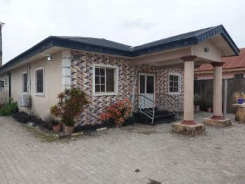 Well Located and Spacious Four (4) Bedroom Bungalow with Staff Quarter, Hi-tech Estate, By Lbs, Ajah, Lagos, Detached Bungalow for Sale