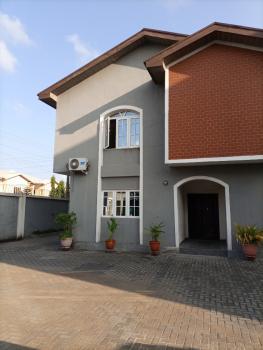 Serviced 4 Bedroom Duplex, Lekki Right Hand, Lekki Phase 1, Lekki, Lagos, Semi-detached Duplex for Rent