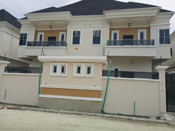 Tastefully Finished 4 Bedroom Semi-detached with Bq, 3mins Drive From Lekki-epe Expressway, Chevron Alternative Drive, Lekki Phase 1, Lekki, Lagos, Semi-detached Duplex for Sale