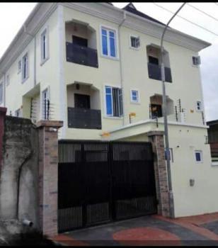 4 Bedroom Duplex, Off College Road, Ogba, Ikeja, Lagos, Semi-detached Duplex for Sale