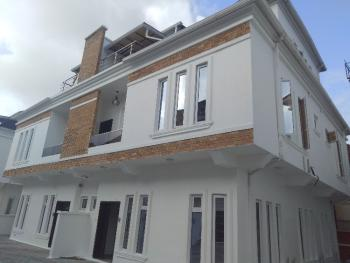 Brandnew Exquisitely Finished Semi-detached Duplex, an Estate at Chevron Alternative, Lekki, Lagos, Semi-detached Duplex for Rent
