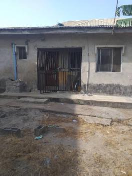 2 Bedroom Bungalow Set Back on a Half Plot of Land, Akesan Busstop, Lasu Isheri Expressway, Igando, Ikotun, Lagos, Terraced Bungalow for Sale