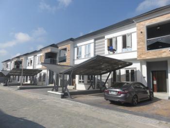 Luxury 4 Bedroom Semi Detached House, Behind Pinnock Beach Estate, Osapa, Lekki, Lagos, Semi-detached Duplex for Sale