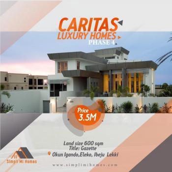 Land, Facing The Coastal Road, Eleko, Ibeju Lekki, Lagos, Residential Land for Sale
